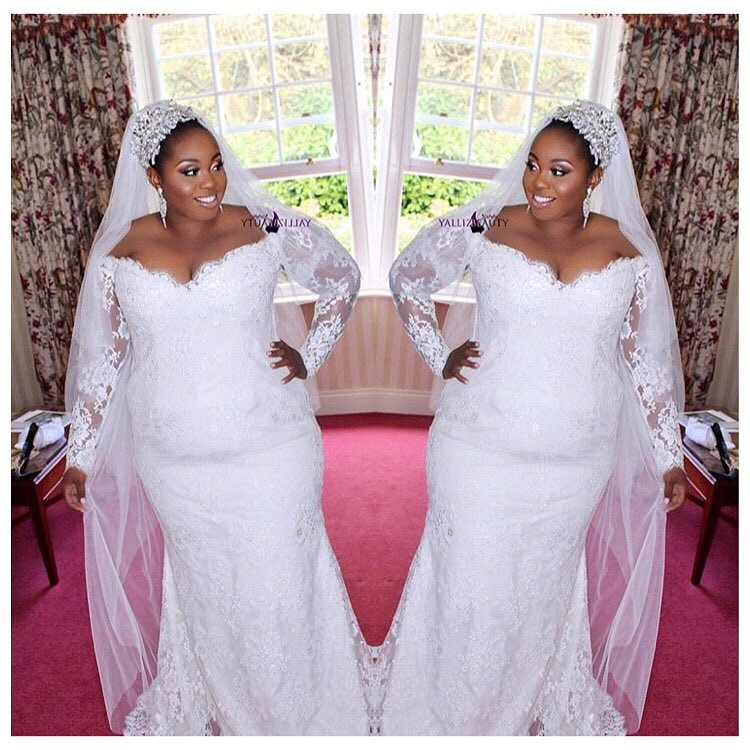 plus-size wedding dresses