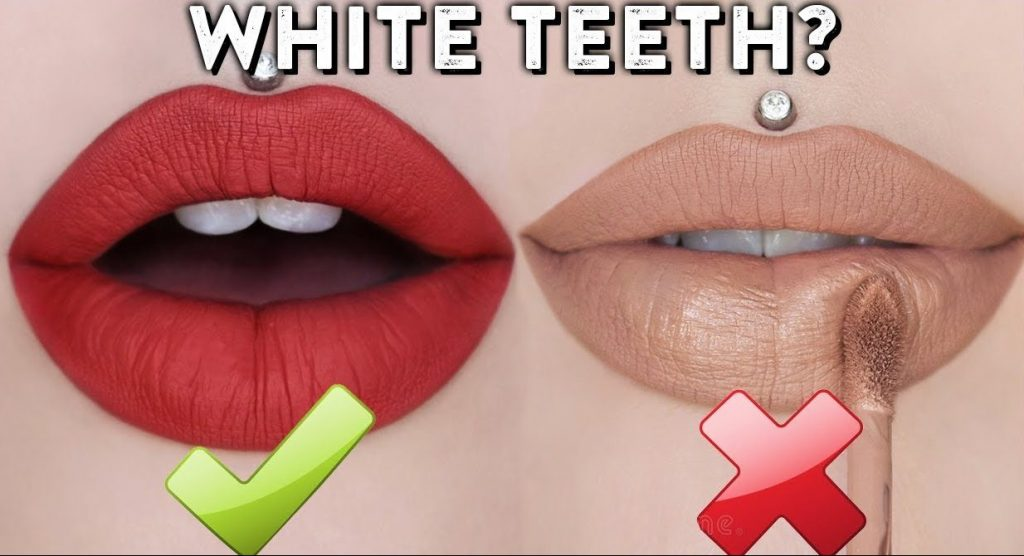 how to make your teeth look whiter