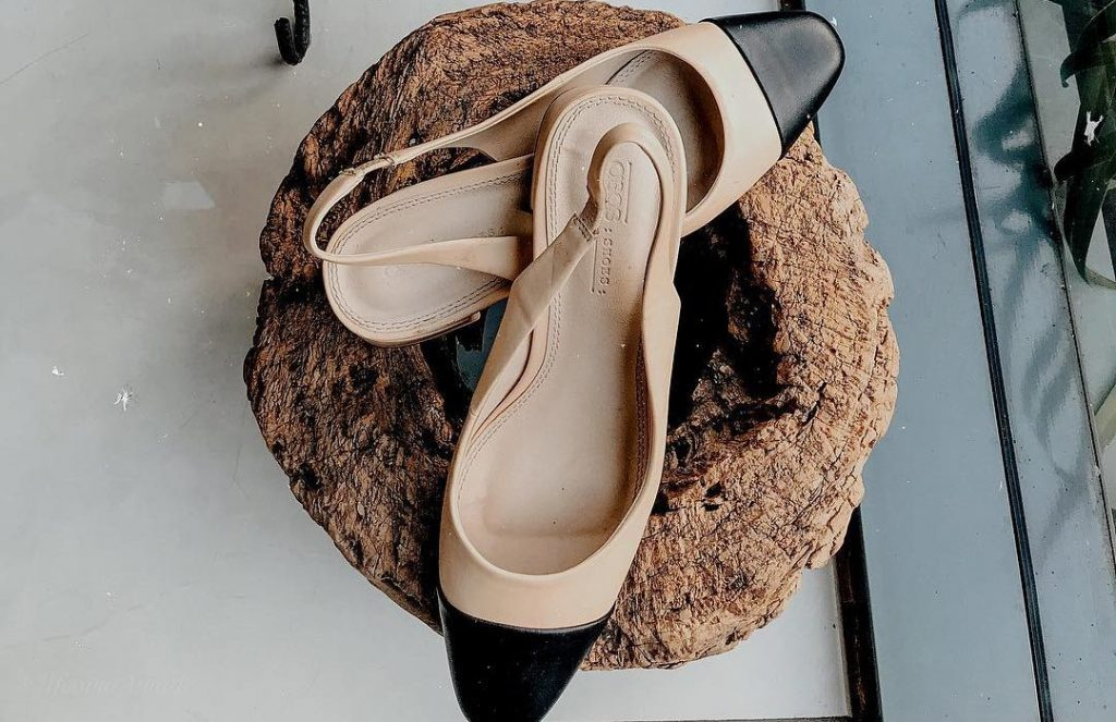 Low Heeled Shoes