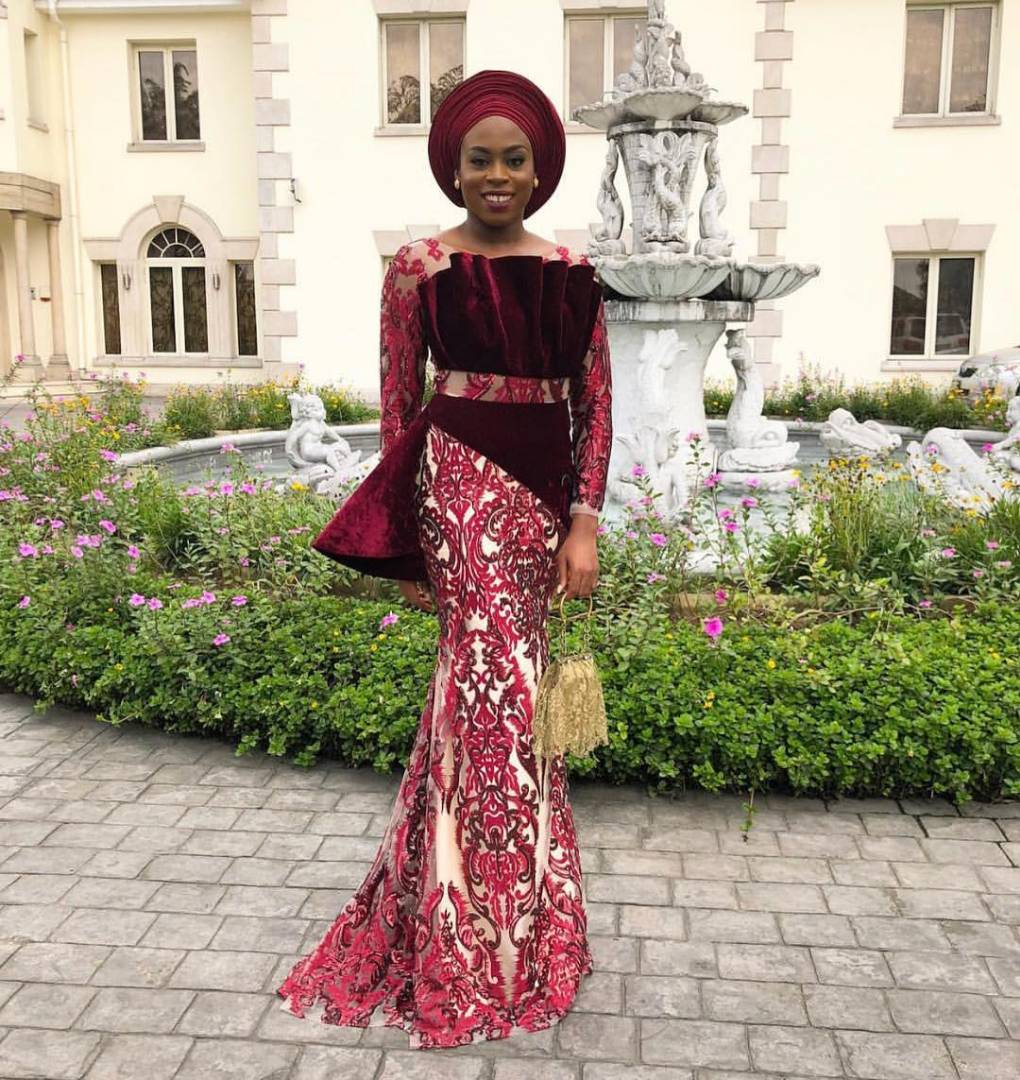 can't afford the aso ebi