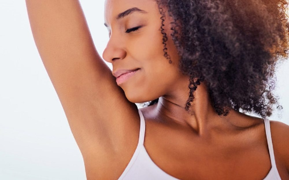 the right way to use antiperspirants
