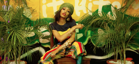 Di'Ja Pays Tribute to Bob Marley On New Single, 'Mr Bob'