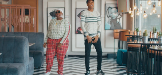 Watch Teni And Ryan Omo In The Video For 'Nkwobi' fashionstyle