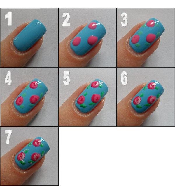 51 Cute Easy Nail Designs With Instructions Fashion Style Nigeria