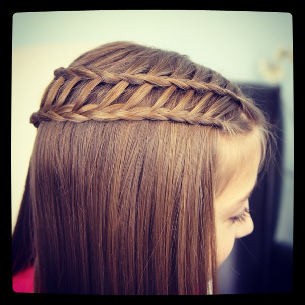 African American Braids For Kids