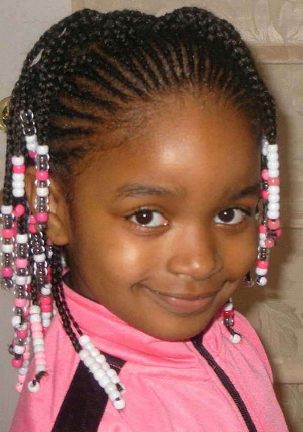 Cool And Cute Braids For Kids