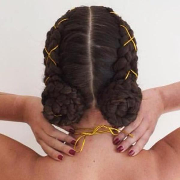Two Braids With Weaves