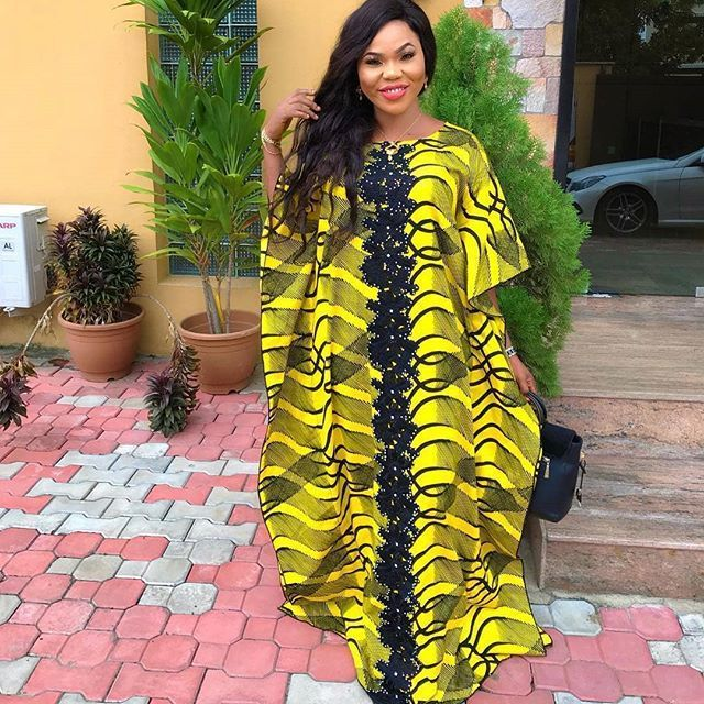 African Print Dress Styles
