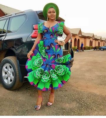 2019 Unique Ankara Styles
