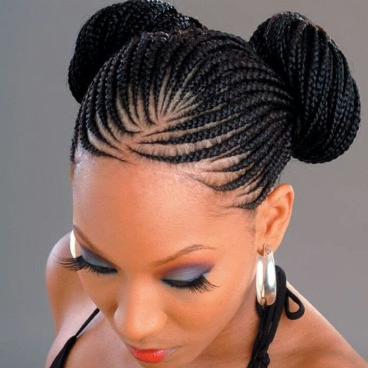 African Braids Hairstyles 2015 Archives Fashion Style Nigeria