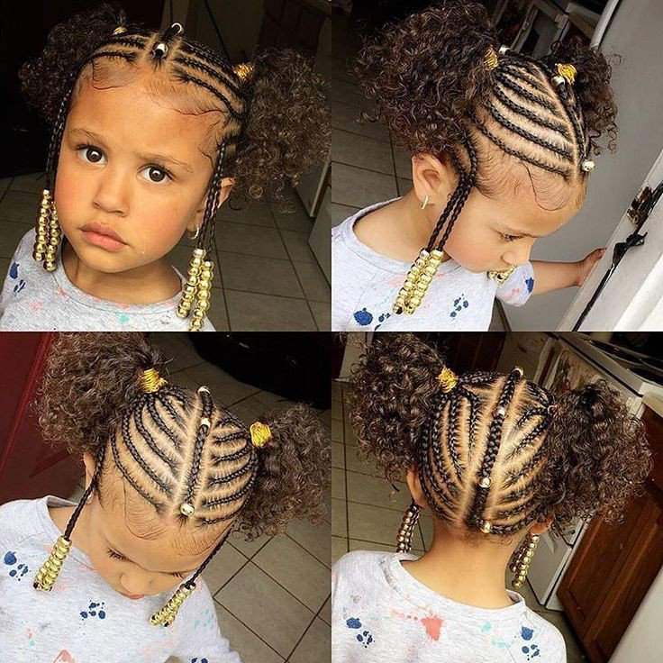 School hairstyles for white kids