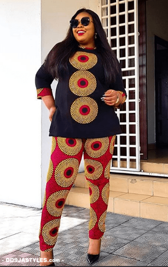 25 Ankara Designs For Women -African Dresses Styles: Trousers, Kimono, Jumpsuits and Tops ankara designs for women - 25 Ankara Designs For Women African Dresses Styles Trousers Kimono Jumpsuits and Tops 1 - 25 Ankara Designs For Women -African Dresses Styles: Trousers, Kimono, Jumpsuits and Tops