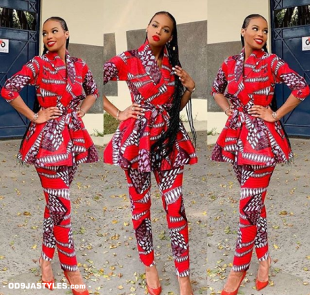 25 Ankara Designs For Women -African Dresses Styles: Trousers, Kimono, Jumpsuits and Tops ankara designs for women - 25 Ankara Designs For Women African Dresses Styles Trousers Kimono Jumpsuits and Tops 11 - 25 Ankara Designs For Women -African Dresses Styles: Trousers, Kimono, Jumpsuits and Tops