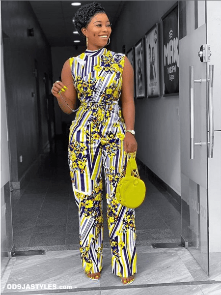 25 Ankara Designs For Women -African Dresses Styles: Trousers, Kimono, Jumpsuits and Tops ankara designs for women - 25 Ankara Designs For Women African Dresses Styles Trousers Kimono Jumpsuits and Tops 14 - 25 Ankara Designs For Women -African Dresses Styles: Trousers, Kimono, Jumpsuits and Tops