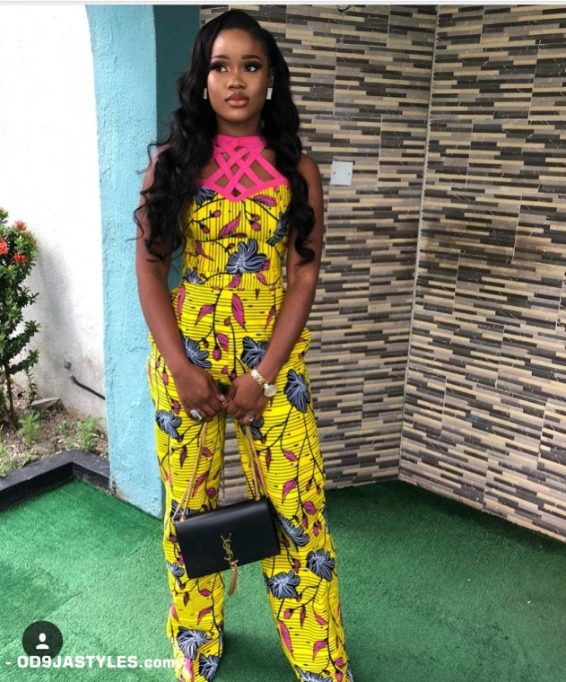 25 Ankara Designs For Women -African Dresses Styles: Trousers, Kimono, Jumpsuits and Tops ankara designs for women - 25 Ankara Designs For Women African Dresses Styles Trousers Kimono Jumpsuits and Tops 3 - 25 Ankara Designs For Women -African Dresses Styles: Trousers, Kimono, Jumpsuits and Tops