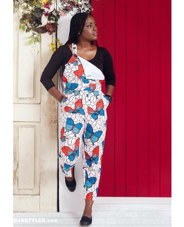 25 Ankara Designs For Women -African Dresses Styles: Trousers, Kimono, Jumpsuits and Tops ankara designs for women - 25 Ankara Designs For Women African Dresses Styles Trousers Kimono Jumpsuits and Tops 5 - 25 Ankara Designs For Women -African Dresses Styles: Trousers, Kimono, Jumpsuits and Tops