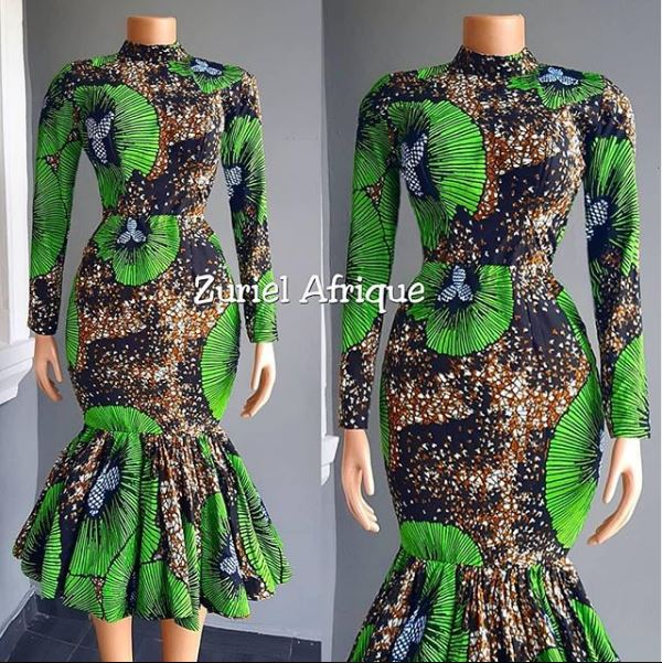 Ankara Gown Styles for Ladies ankara gown styles for ladies - Ankara Gown Styles for Ladies 21 - 50 Gorgeous Ankara Gown Styles for Ladies – Ankara Styles Pictures [2020 Trends]