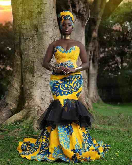 Ankara Gown Styles for Ladies ankara gown styles for ladies - Ankara Gown Styles for Ladies 6 512x640 - 50 Gorgeous Ankara Gown Styles for Ladies – Ankara Styles Pictures [2020 Trends]