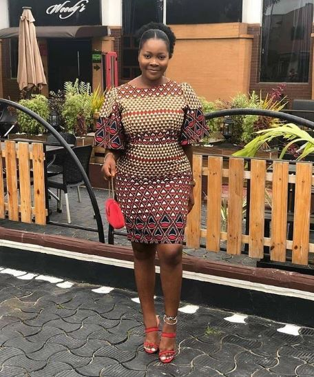 Ankara Gown Styles for Ladies ankara gown styles for ladies - Ankara Gown Styles for Ladies 15 - 50 Gorgeous Ankara Gown Styles for Ladies – Ankara Styles Pictures [2020 Trends]