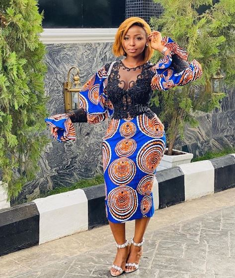 Ankara Gown Styles for Ladies ankara gown styles for ladies - Ankara Gown Styles for Ladies 16 - 50 Gorgeous Ankara Gown Styles for Ladies – Ankara Styles Pictures [2020 Trends]
