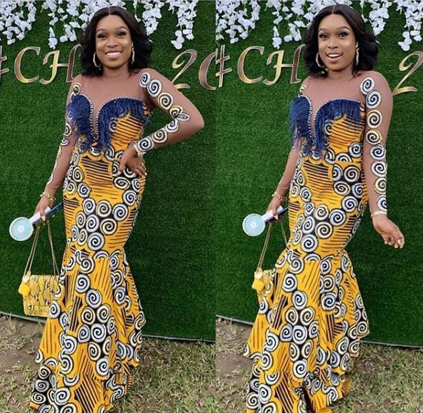 Ankara Gown Styles for Ladies ankara gown styles for ladies - Ankara Gown Styles for Ladies 20 - 50 Gorgeous Ankara Gown Styles for Ladies – Ankara Styles Pictures [2020 Trends]