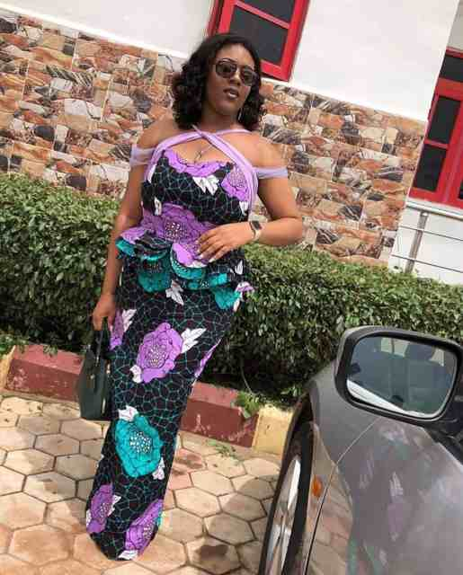 Ankara Gown Styles for Ladies ankara gown styles for ladies - Ankara Gown Styles for Ladies 5 515x640 - 50 Gorgeous Ankara Gown Styles for Ladies – Ankara Styles Pictures [2020 Trends]