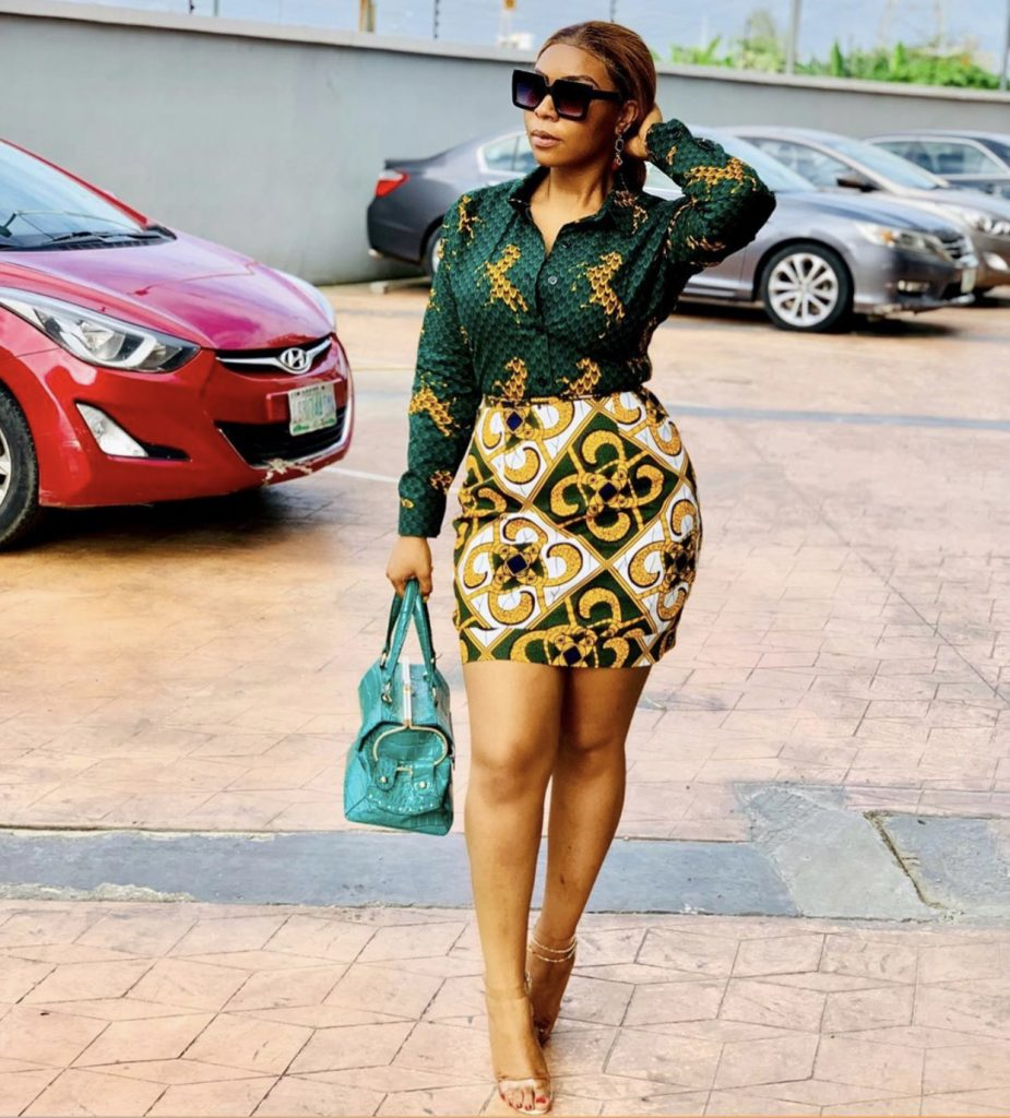 rhonkefella-omotola-mercy-gentry-blouse-and-skirt-mix-match-ankara-classy-sexy-hot-gorgeous-latest-designs-styles-2019-best-top