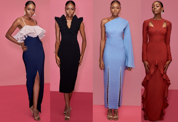 Jewel Jemila Gives Classy a New Definition with This Collection