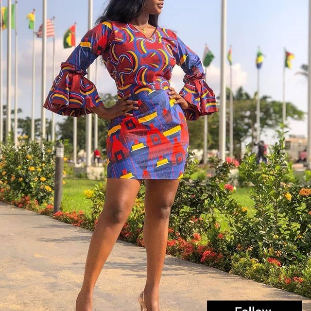 African gowns for ladies