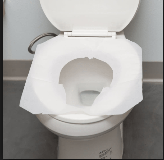 #worldtoiletday2019:  7 tips you should follow when using a public toilet - laying tissue - #WorldToiletDay2019:  7 Tips You Should Follow When Using A Public Toilet