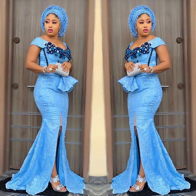 Superb AsoEbi Styles