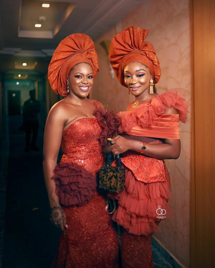How to look classy at nigerian wedding