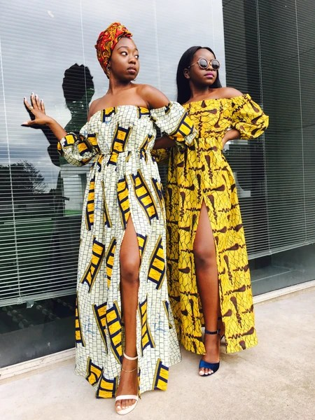 2020 African Clothing