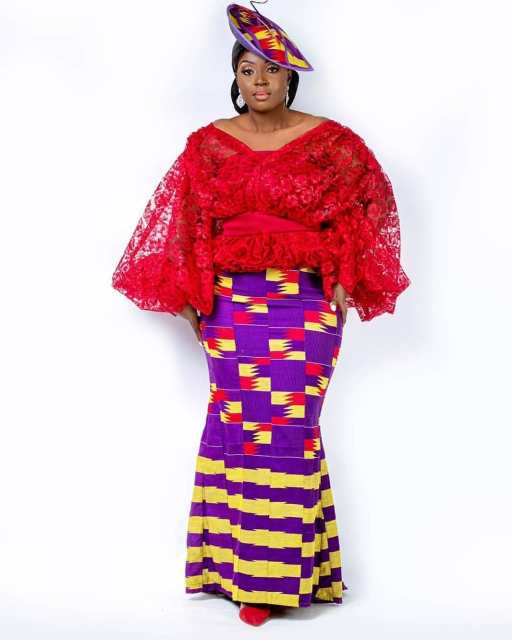 Ankara Styles 2020 ankara styles 2020 - Ankara Styles 2020 od9jastyles 13 512x640 - 30 Ankara Styles 2020 For African Ladies To Try Out