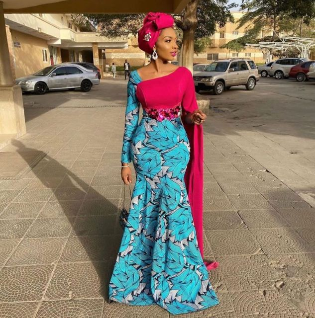 Ankara Styles 2020 ankara styles 2020 - Ankara Styles 2020 od9jastyles 15 633x640 - 30 Ankara Styles 2020 For African Ladies To Try Out