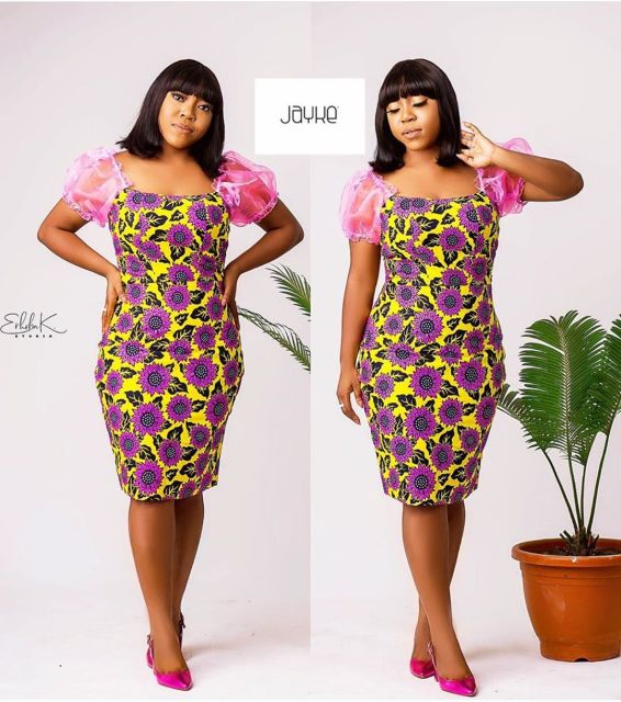 Ankara Styles 2020 ankara styles 2020 - Ankara Styles 2020 od9jastyles 18 566x640 - 30 Ankara Styles 2020 For African Ladies To Try Out