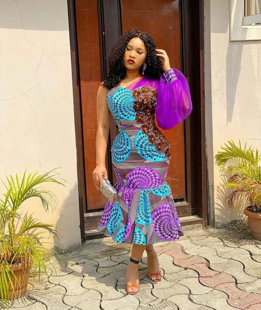 Ankara Styles 2020 ankara styles 2020 - Ankara Styles 2020 od9jastyles 21 538x640 - 30 Ankara Styles 2020 For African Ladies To Try Out