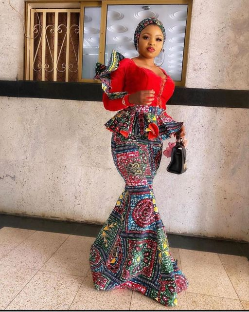 Ankara Styles 2020 ankara styles 2020 - Ankara Styles 2020 od9jastyles 23 512x640 - 30 Ankara Styles 2020 For African Ladies To Try Out
