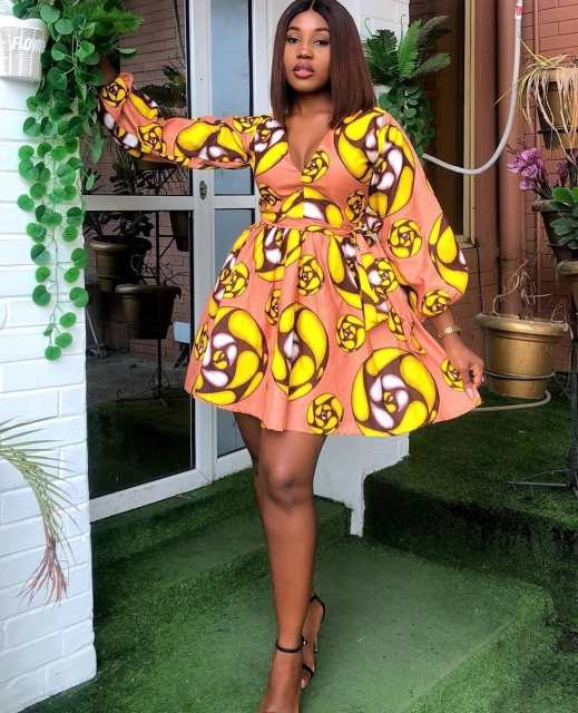 Ankara Styles 2020 ankara styles 2020 - Ankara Styles 2020 od9jastyles 26 519x640 - 30 Ankara Styles 2020 For African Ladies To Try Out