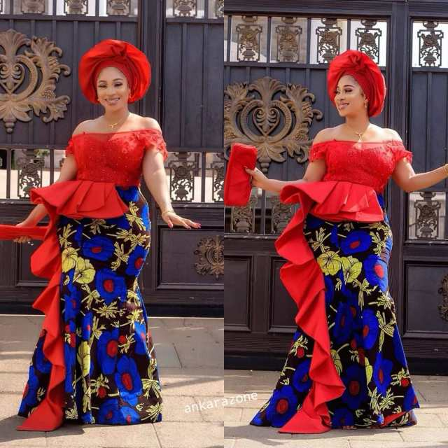 Ankara Styles 2020 ankara styles 2020 - Ankara Styles 2020 od9jastyles 27 640x640 - 30 Ankara Styles 2020 For African Ladies To Try Out