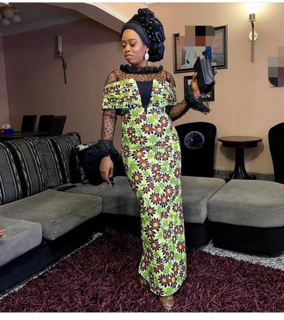 Ankara Styles 2020 ankara styles 2020 - Ankara Styles 2020 od9jastyles 6 568x640 - 30 Ankara Styles 2020 For African Ladies To Try Out