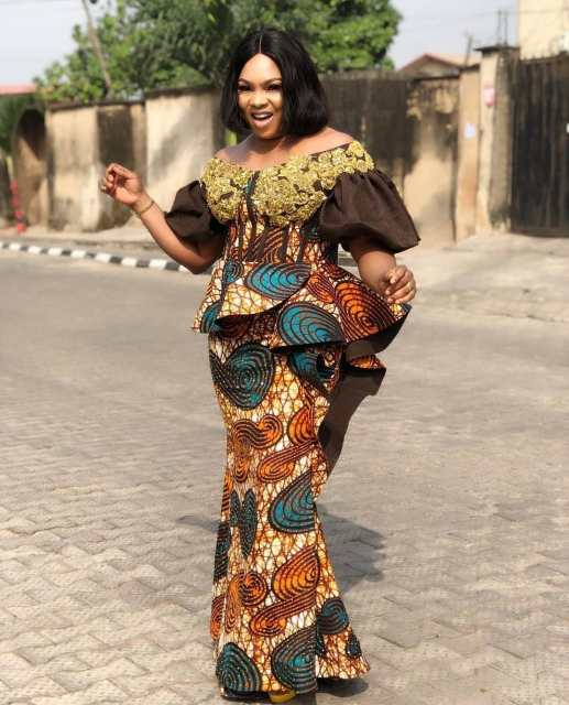Ankara Styles 2020 ankara styles 2020 - Ankara Styles 2020 od9jastyles 8 517x640 - 30 Ankara Styles 2020 For African Ladies To Try Out