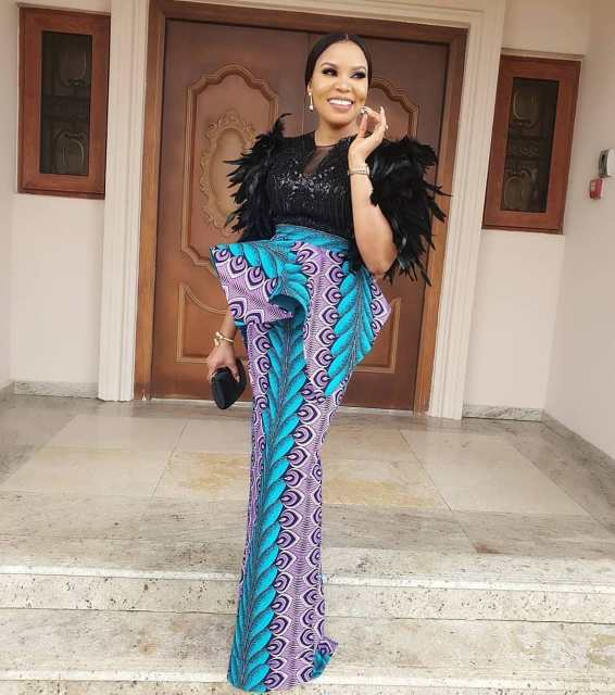 Ankara Styles 2020 ankara styles 2020 - Ankara Styles 2020 od9jastyles 9 566x640 - 30 Ankara Styles 2020 For African Ladies To Try Out