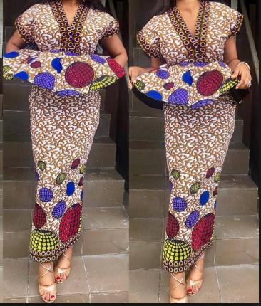 Trendy Ankara Styles for Ladies
