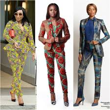 Two-piece Ankara Suit For Ladies