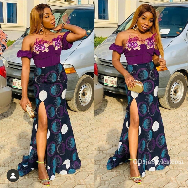 long gown ankara styles pictures long gown ankara styles pictures - long gown ankara styles pictures 19 - Stunning! See The 35 Latest Long Gown Ankara Styles Pictures We Are Currently Vibing With