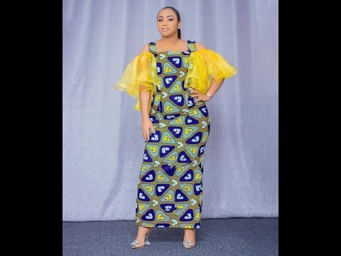 2019 African Fashion Designs 60 Stylishly Modern Dresses For The Women To Rock The Weekend Fashion Style Fashion Style Nigeria