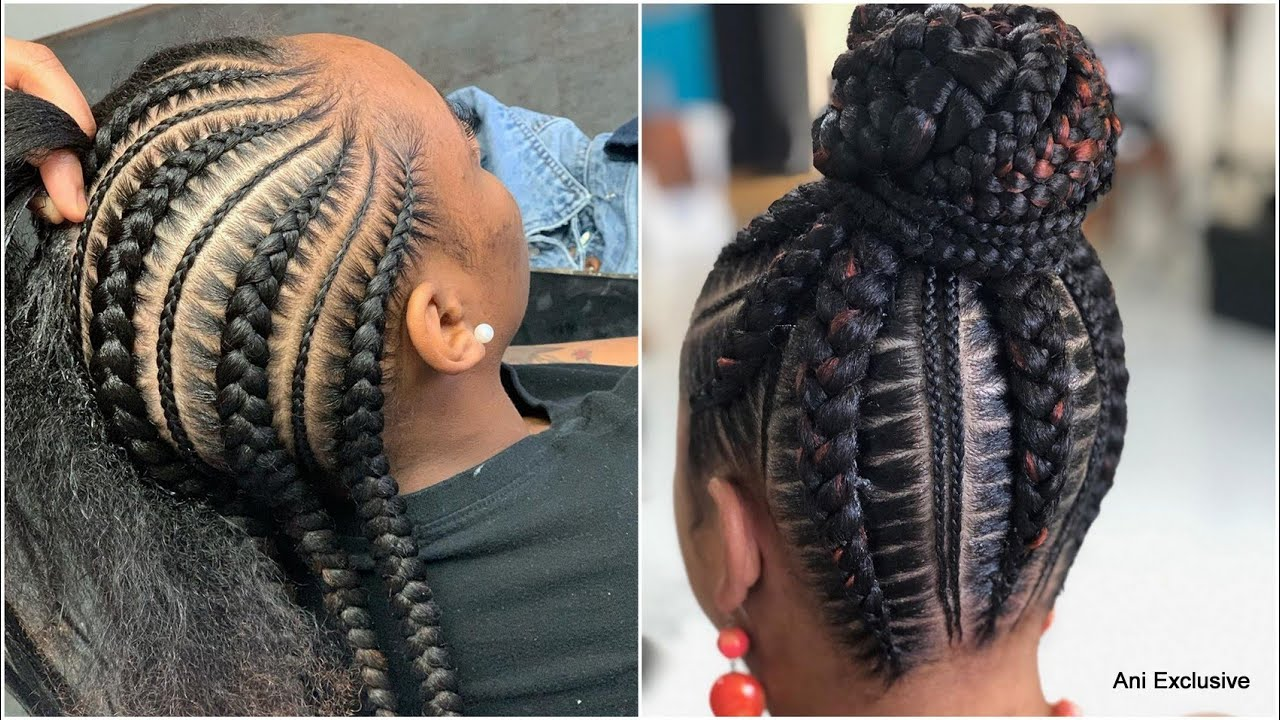 Latest Stitch Braid Hairstyles That Will Make You Look ...