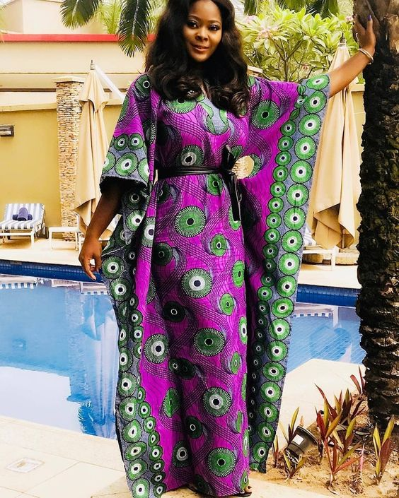African Ankara Gown Styles