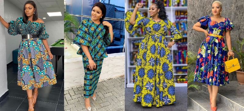 Exquisite Ankara Styles Latest African Fashion Designs 2020 Fashion Style Nigeria